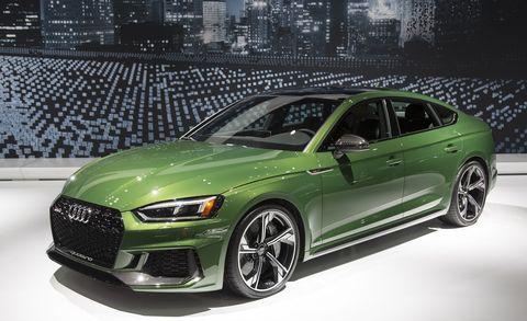 Land vehicle, Vehicle, Car, Automotive design, Motor vehicle, Auto show, Mid-size car, Audi, Performance car, Rim,
