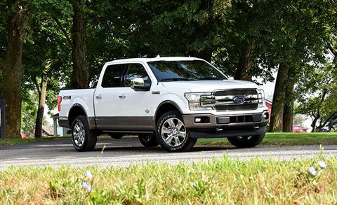 Ford Recalls 350,000 Trucks and SUVs over Rollaway Concerns