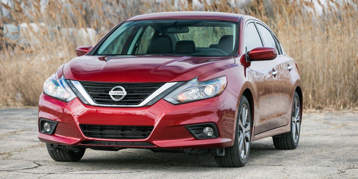 Nissan Recalls 1.8 Million Altima Sedans for Faulty Hood Latch