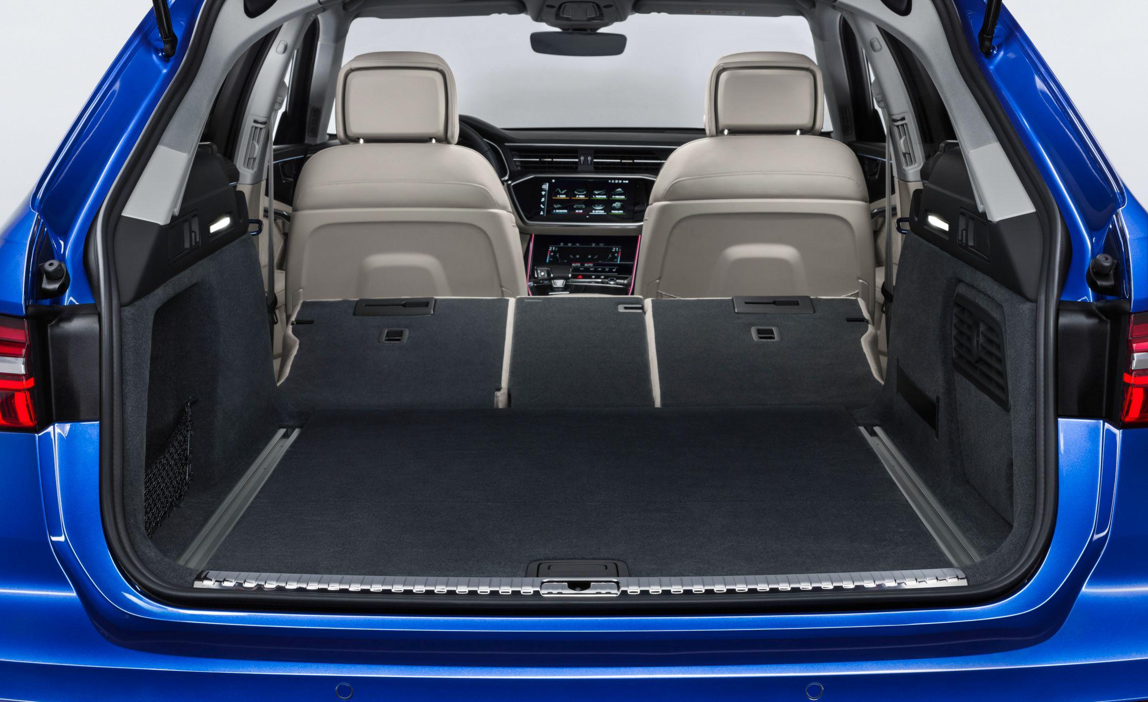 Audi Introduces New A6 Avant News Car And Driver