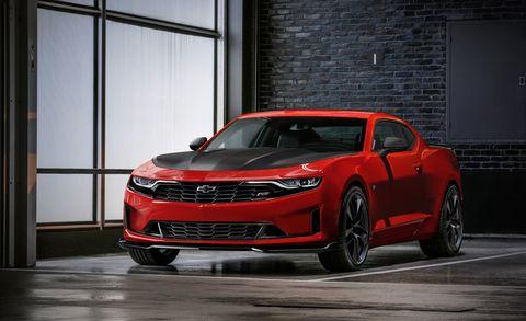 Land vehicle, Vehicle, Car, Motor vehicle, Automotive design, Performance car, Chevrolet camaro, Muscle car, Bumper, Full-size car,