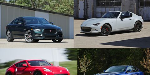 Cars For Less >> The Most Beautiful Cars For Sale In 2018 For Less Than 40 000
