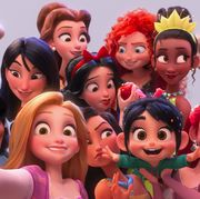 Animated cartoon, Cartoon, Animation, Toy, Fun, Event, Doll, Smile, Puppet, Crowd,