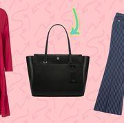 Clothing, Pink, Black, Fashion, Trousers, Jeans, Dress, Suit, Design, Formal wear,