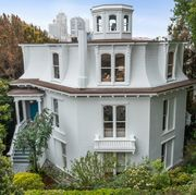 the feusier octagon house