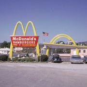 mcdonald's in 1970