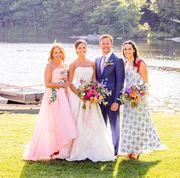 katie couric ellie monahan wedding