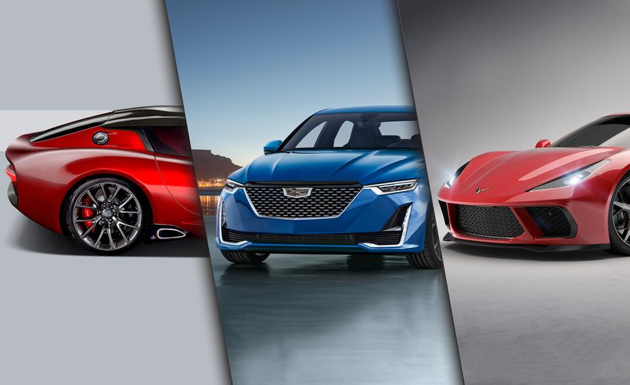 25 of the Most Significant Cars Coming in the Next Five Years - Slide 1