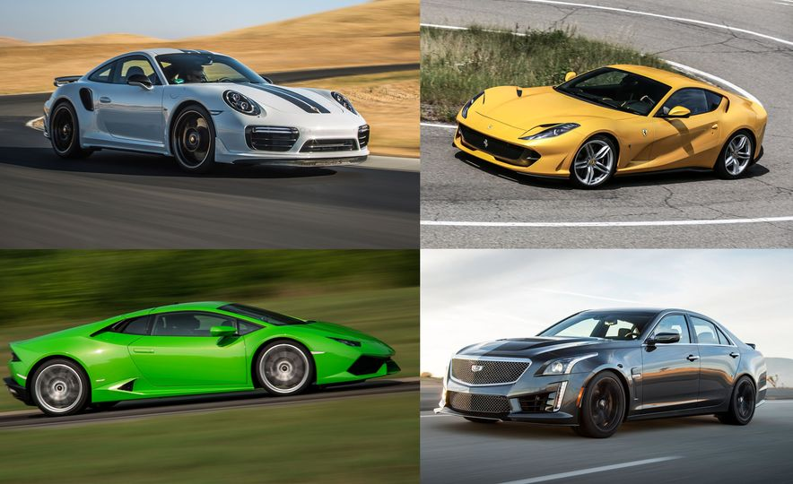 Every 200-MPH Production Car You Can Buy Today - Slide 1