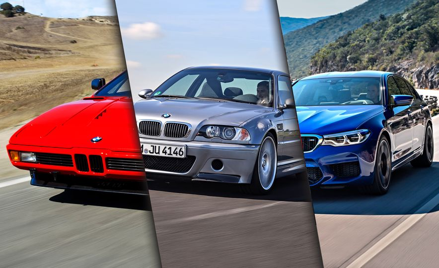 Mmm, M: The Best Road Cars Ever Developed by BMW's M Division - Slide 1
