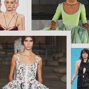 london fashion week spring 2022