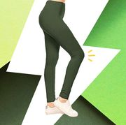 People Are Obsessed With Leggings Depot $11 High Waist Leggings