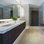 Bathroom, Room, Property, Tile, Interior design, Floor, Building, Architecture, Furniture, Real estate,