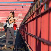 Bridge workout