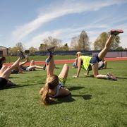strength training for high school runners