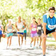 breathless runner
