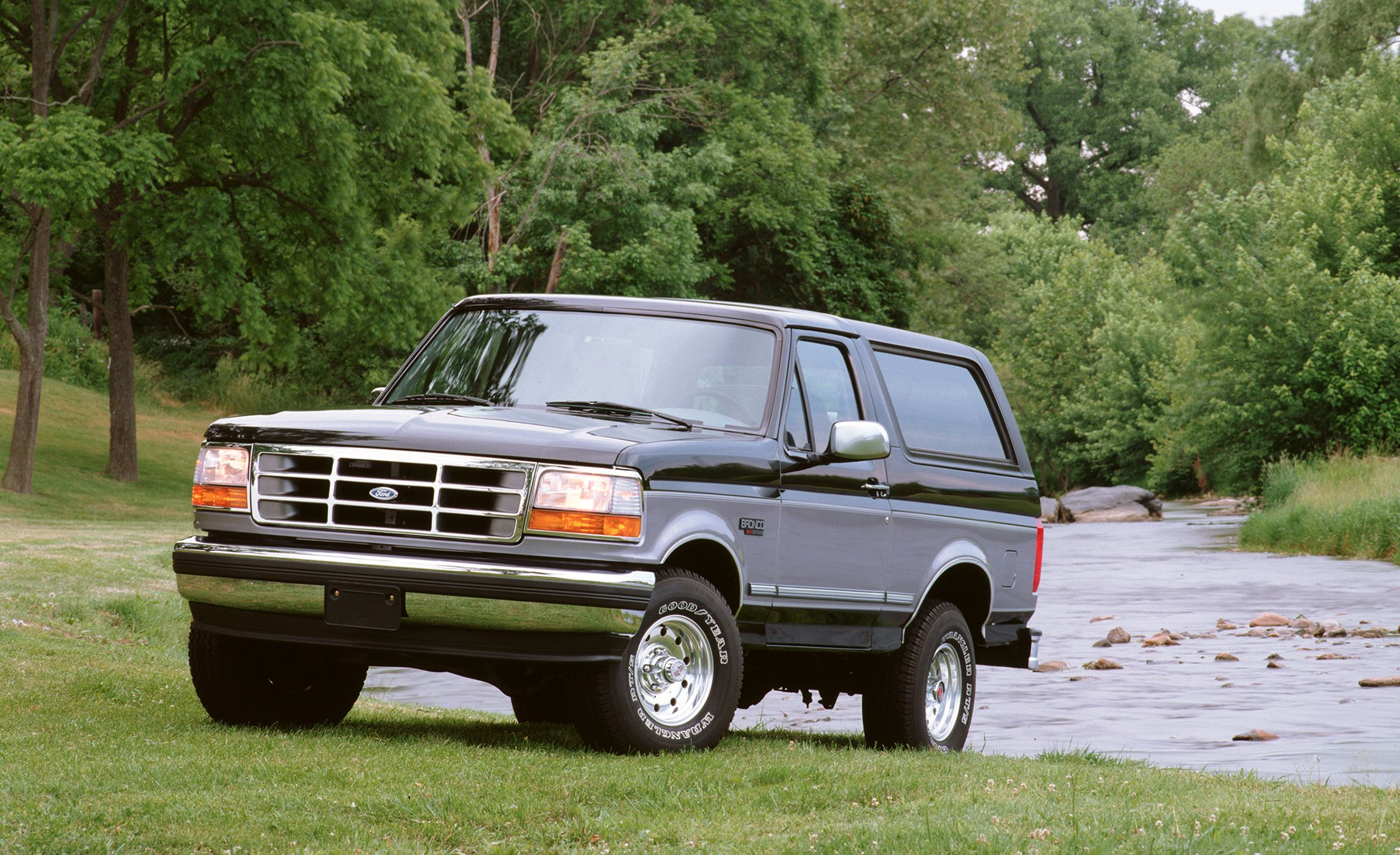 A Visual History Of The Ford Bronco From Trail Crawling To Slow 1980 Headlights Speed Chases