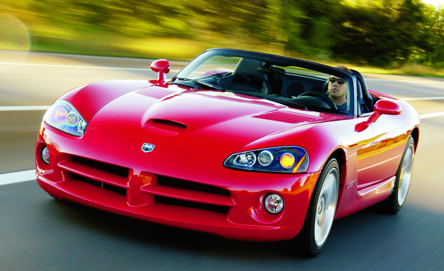 Snake, Recoiled: A Visual History of the Dodge Viper - Slide 11