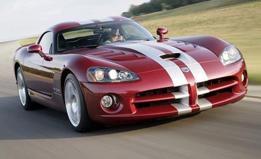 Snake, Recoiled: A Visual History of the Dodge Viper - Slide 15