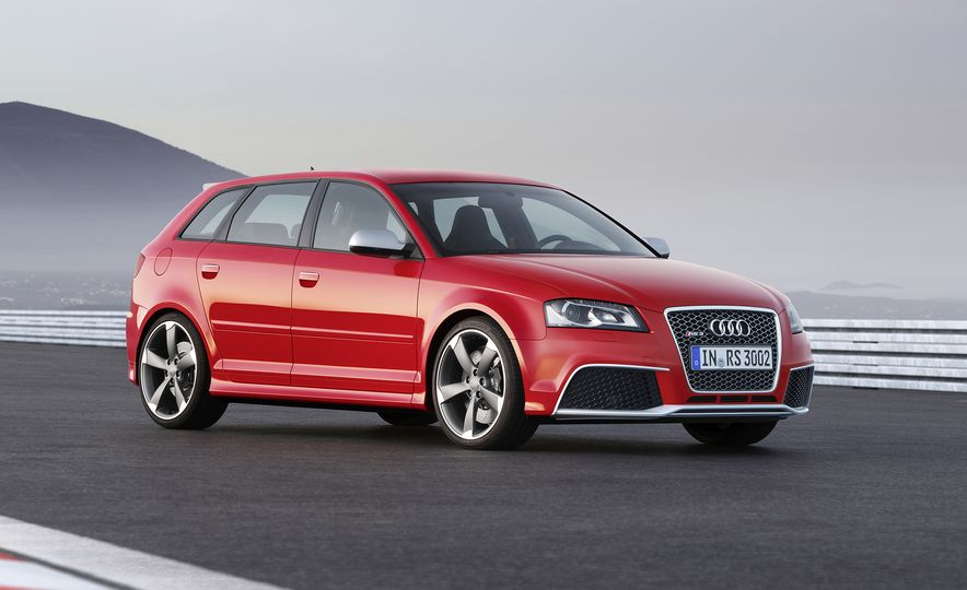 A Visual History of Audi's High-Performance RS Models - Slide 14