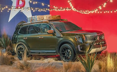 The 2020 Kia Telluride Three-Row SUV Is Big, Boxy, and Bold