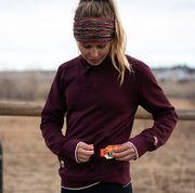 what to eat before a half marathon