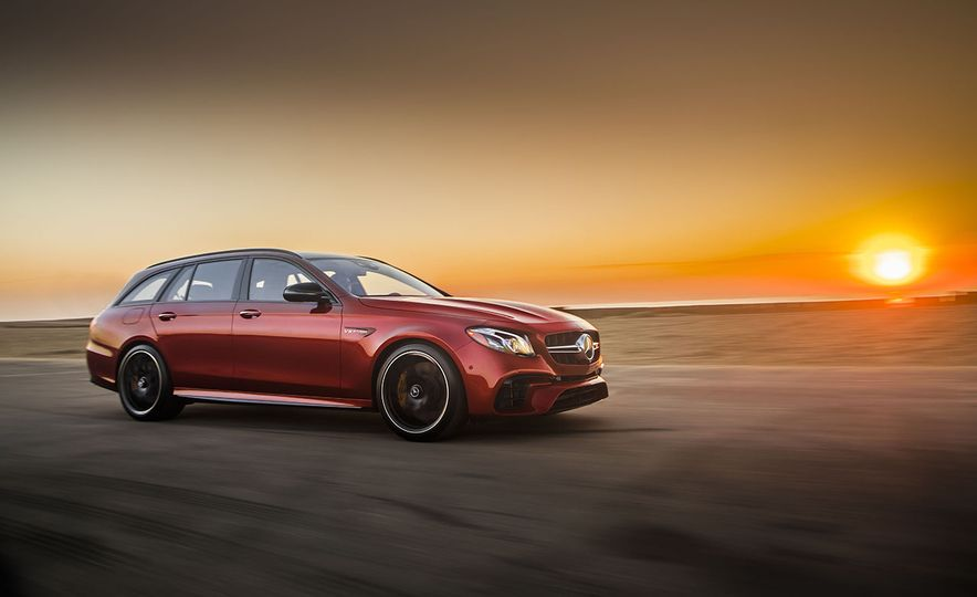 A Visual History of AMG-Modified Mercedes-Benz E-class Wagons - Slide 15