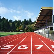 Steve Prefontaine track