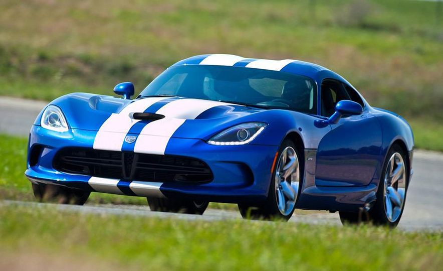 Snake, Recoiled: A Visual History of the Dodge Viper - Slide 18