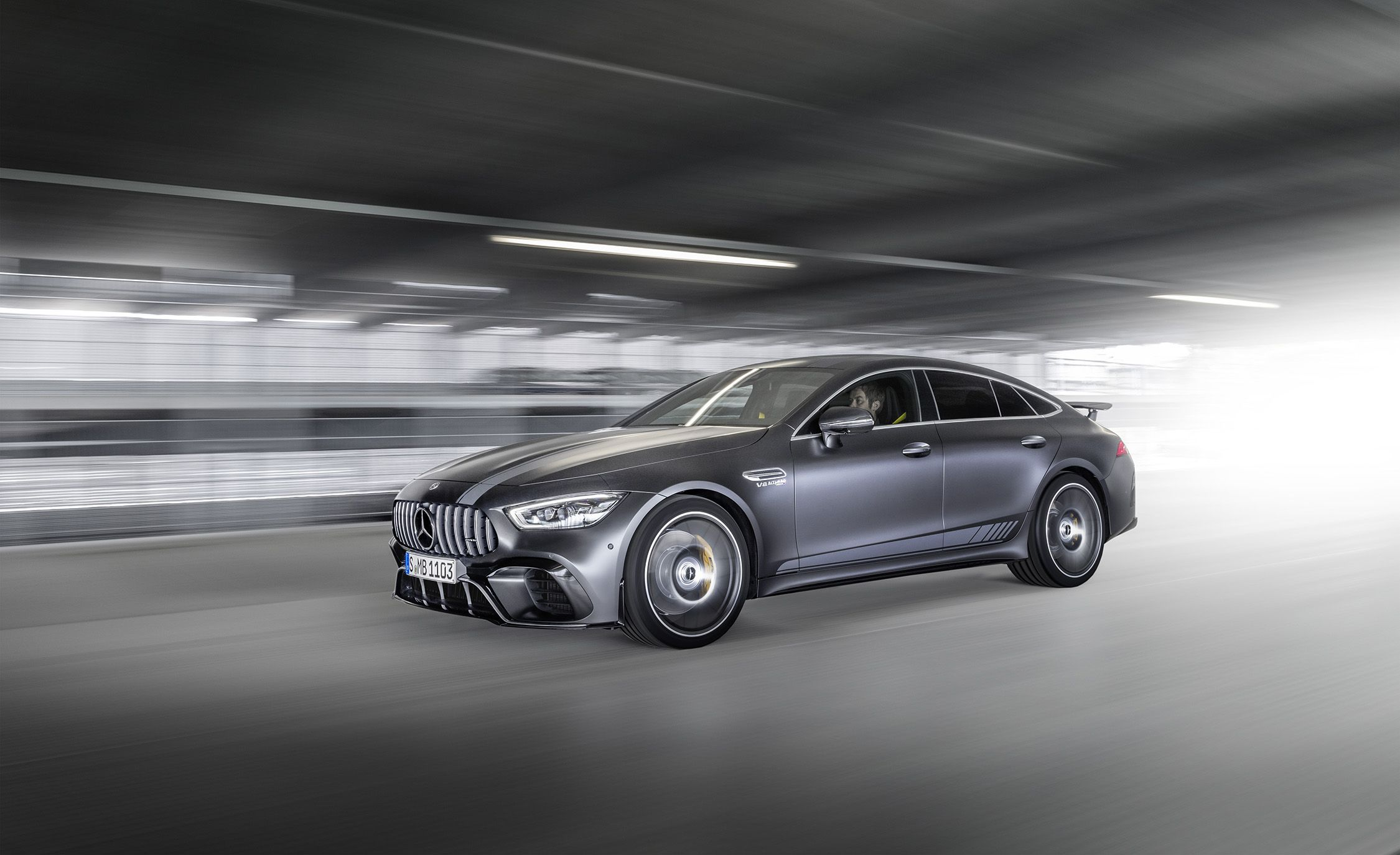 2019 Mercedes-AMG GT63 S 4-Door Launches with Edition 1