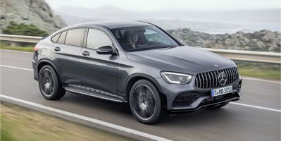 2020 Mercedes-AMG GLC43 SUV and Coupe Get More Power, Better Looks