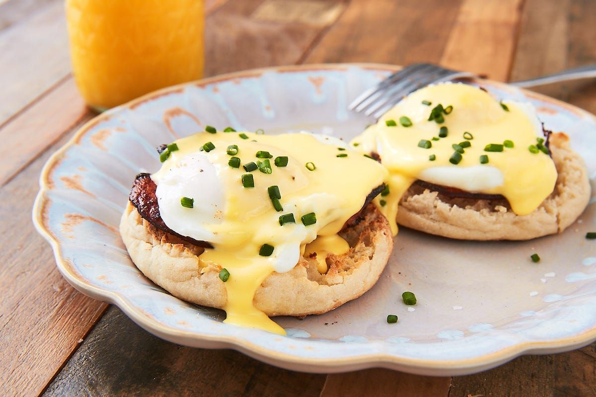 Best Eggs Benedict Recipe How To Make Eggs Benedict