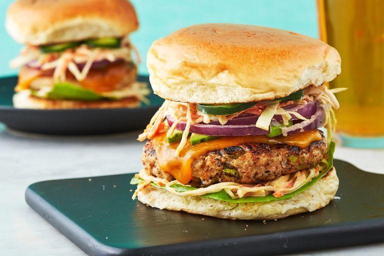 Best Chicken Burgers Recipe How To Make Chicken Burgers