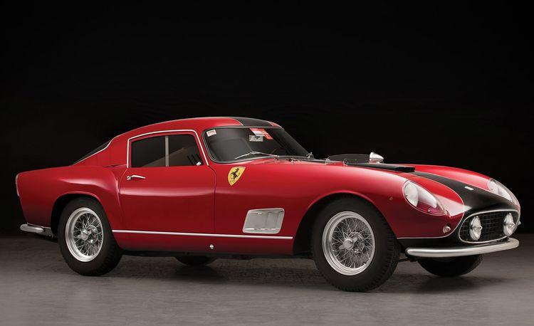 Tour de France! Tour de France! A Legendary 1950s Ferrari Racer Comes Up for Sale
