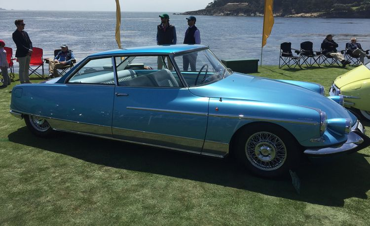 Our Favorite Pebble Beach Cars That Didn't Win the 2018 Concours d'Elegance
