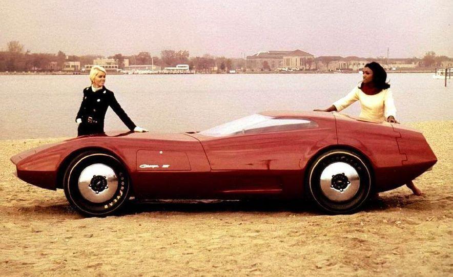 Doorstop Believin': 27 Incredible Concept Cars of the Wedge Era - Slide 3