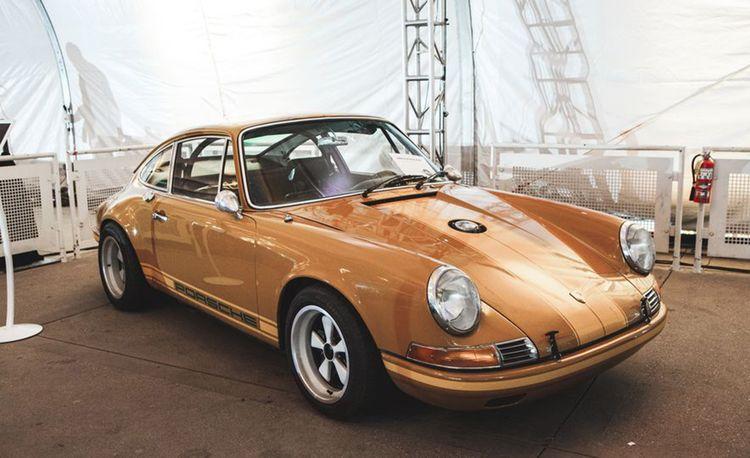 German Financial Company Says Screw Stocks, Get a Vintage Car Instead