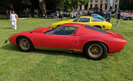 Miura, Miura on the Lawn: Why We Were Lovestruck by This Lamborghini