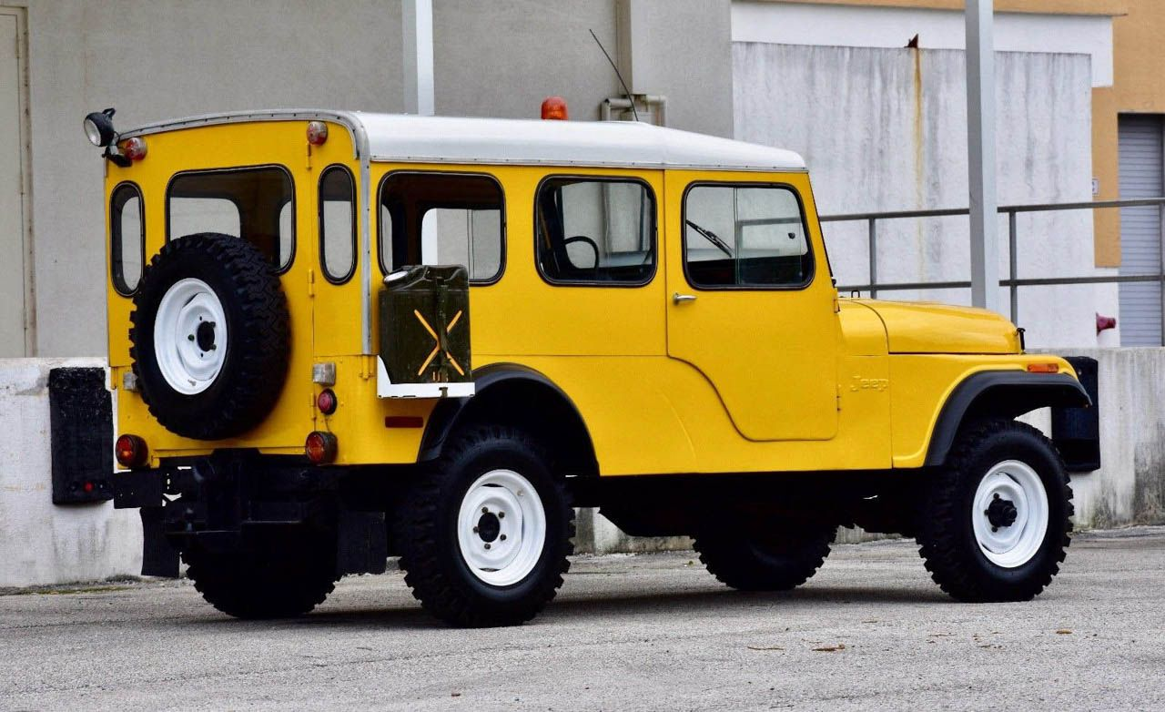 1974 jeep wrangler cj 6 forest service edition 103 1527176398