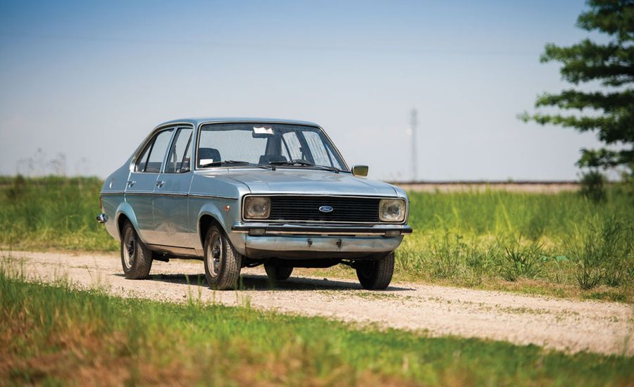 The Spirit of '76: Pope John Paul II's Ford Escort (and Some Stuff about Ireland)
