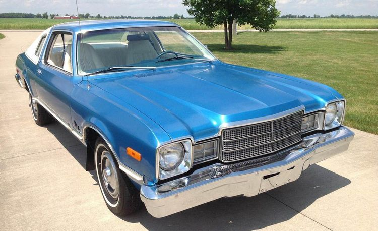 The Spirit of '76: Drive Small, the Comfortable Way in This Plymouth Volaré