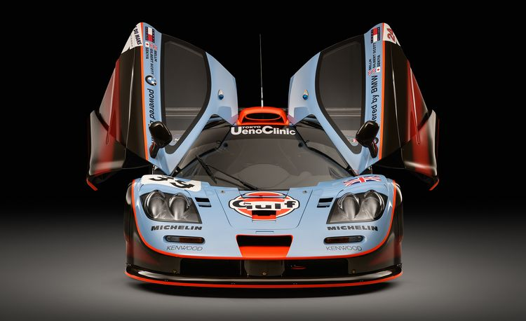 It Took McLaren 18 Months to Painstakingly Restore this F1 GTR to New