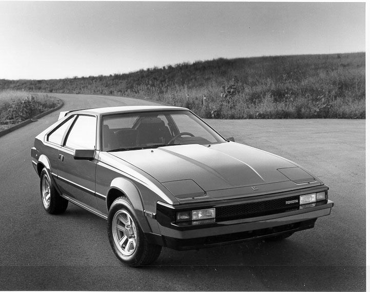 9a9f1cb279 Toyota Celica Supra (1982–1986)