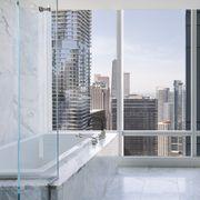 Bathroom, Property, Room, Tile, Building, Interior design, Floor, Architecture, Real estate, House,