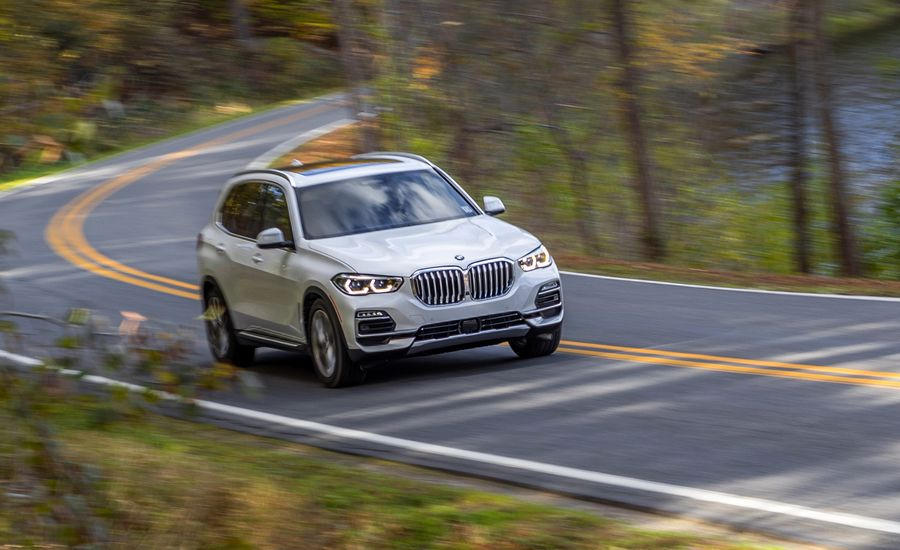 The 2019 BMW X5 Is the Brand's Most Accomplished SUV Yet