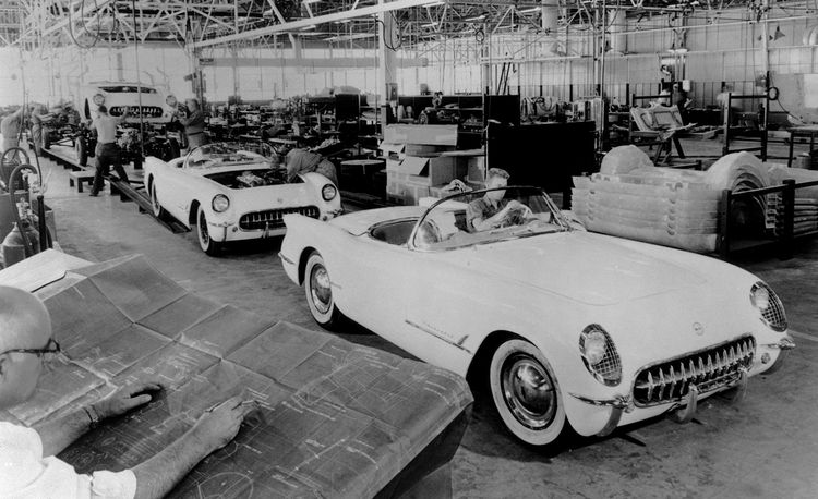 Fully Vetted: The Visual History of the Chevrolet Corvette