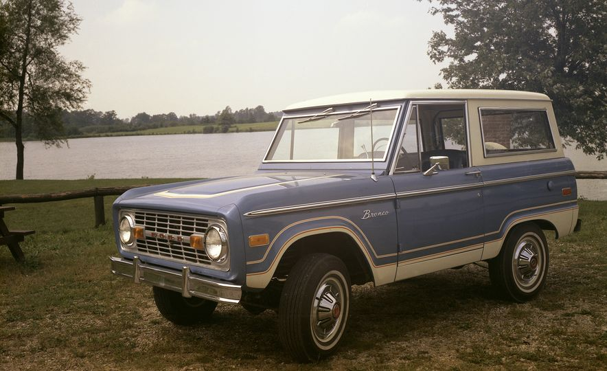 A Visual History of the Ford Bronco, from Trail Crawling to Slow-Speed Chases - Slide 2