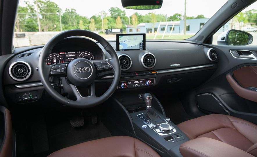 The Best Car and Truck Interiors Available in 2018 for Less than $40,000 - Slide 2