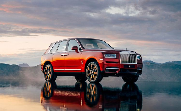 The 12 Things You Need to Know about the Rolls-Royce Cullinan