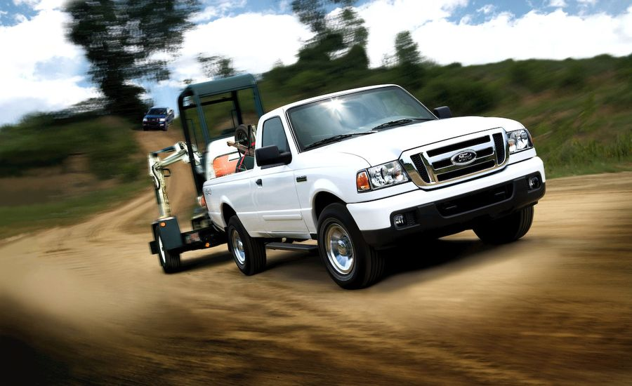 Ford Is Paying Dealers To Find 2006 Ranger Pickups And Fix Them